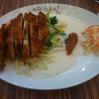Photo taken at Asia Express by Vanessa on 9/6/2013