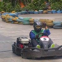 Photo taken at Speedy Karting by Martin S. on 6/2/2013