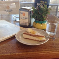 Photo taken at Pasticceria De Riso by Kalissa on 9/10/2015