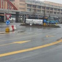 Photo taken at Stazione Bergamo by Lanceis S. on 1/2/2013