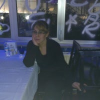 Photo taken at Blue Cafe&Bar Restaurant by Fatma H. on 2/7/2013