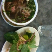 Photo taken at Pho Today by Subi J. on 1/15/2013