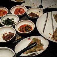 Photo taken at Han Gang Korean Cuisine by Subi J. on 5/14/2015