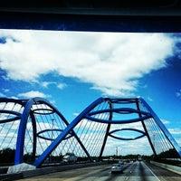 Photo taken at Gateway Bridge by Lora W. on 5/24/2013