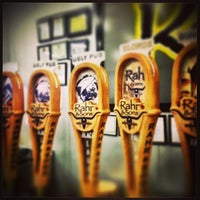 Photo taken at Rahr & Sons Brewing Co. by Travis H. on 1/20/2013