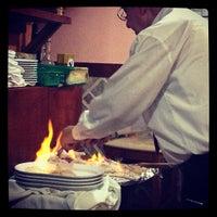 Photo taken at Restaurant La Cita by Mafe P. on 3/28/2013