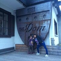 Das Foto wurde bei The Dom Hotel von Lukas R. am 10/6/2014 aufgenommen