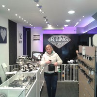 Photo taken at blingstore by Bjorn p. on 3/28/2013