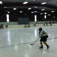 Photo taken at Meachem Ice Rink by Rob F. on 2/16/2013