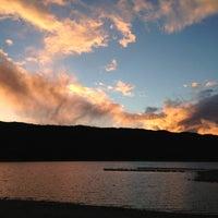 Photo taken at Lake Casitas by Tanner W. on 12/27/2012