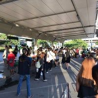 Photo taken at Van Station by Mitamura A. on 6/12/2017