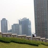 Photo taken at Seoul Namsan Fortress Wall Trail by Seoul K. on 6/30/2013