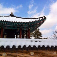 Photo taken at National Museum of Korea by Seoul K. on 2/5/2013