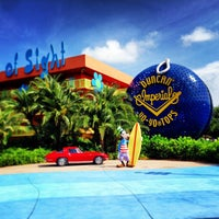 Photo taken at Disney's Pop Century Resort by Daniel S. on 5/20/2013