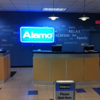 Photo taken at Alamo Rent A Car by William R. on 4/16/2011