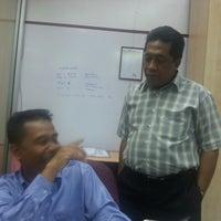Photo taken at Pejabat GIATMARA Negeri Selangor by Muhammad Hasan B. on 3/24/2014