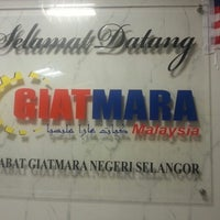 Photo taken at Pejabat GIATMARA Negeri Selangor by Muhammad Hasan B. on 9/11/2013