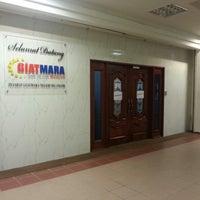 Photo taken at Pejabat GIATMARA Negeri Selangor by Muhammad Hasan B. on 1/3/2014