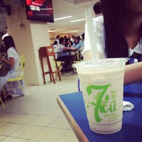 Photo taken at Ateneo Food Court by Raphael O. on 6/10/2013