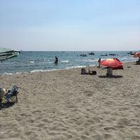 Снимок сделан в Semizkum Beach Silivri пользователем Ibrahim Ö. 7/28/2018