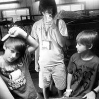 Photo taken at Camp Grant Walker by Jordan D. on 7/4/2013