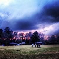 Photo taken at Camp Grant Walker by Jordan D. on 3/10/2013