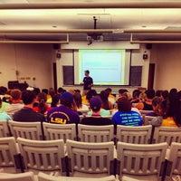 Photo taken at LSU - Lockett Hall by Jordan D. on 7/30/2013
