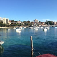 Photo taken at Manly Wharf Bar by Anthony H. on 1/25/2013
