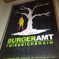 Photo prise au Burgeramt par Eduardo S. le4/26/2013