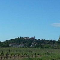 Photo taken at Village de Montferrier by Longboard34 D. on 5/3/2013