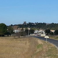 Photo taken at Teyran by Longboard34 D. on 2/17/2013