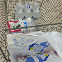 Photo taken at Carrefour Contact Marché Le Crès by Longboard34 D. on 2/20/2015