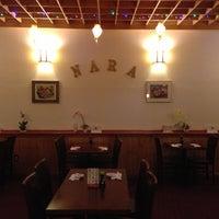 Photo taken at Nara Sushi by John L. on 12/14/2012