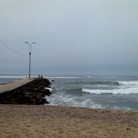 Photo taken at Playa San Bartolo by Michelle B. on 12/22/2012