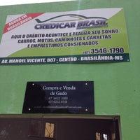 Photo taken at Credcar Brasil by Fer B. on 2/14/2013