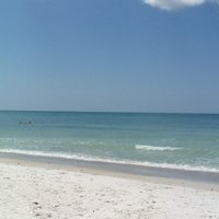Photo taken at Longboat Key Beach by Lindsey T. on 4/16/2013