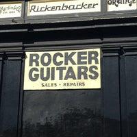 Photo taken at Rocker Guitars by Alexander L. on 7/10/2013