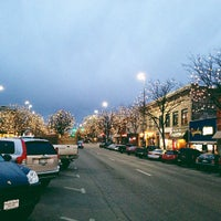 Photo taken at Old Town Fort Collins by Sarah D. on 2/7/2013