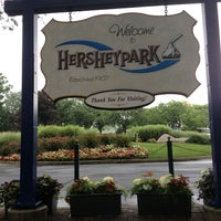 Photo taken at Hersheypark by Matt L. on 7/13/2013