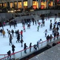 1/20/2013にKelleyがThe Rink at Rockefeller Centerで撮った写真