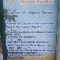 Photo taken at Horizonte Tour and Travel by Orlando P. on 8/5/2013