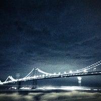 Photo taken at San Francisco-Oakland Bay Bridge by Carlo L. on 12/13/2012