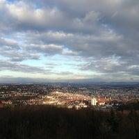 Photo taken at Birkenkopf by Ricardo S. on 1/2/2013
