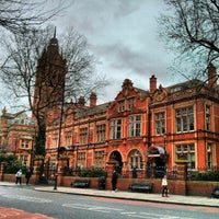 Photo taken at Newham Town Hall by Nuno G. on 3/1/2013