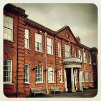 Photo taken at Sir John Leman High School by Nuno G. on 2/15/2013
