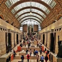 Foto tirada no(a) Museu de Orsay por Carlos Alberto M. em 5/12/2013