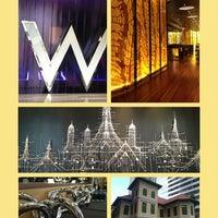 Photo taken at W Bangkok by Suwannee T. on 7/31/2014