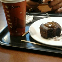 Photo taken at Starbucks Coffee by Ibtissem K. on 1/3/2013
