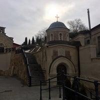 Photo taken at Архангело-Михайлівський Звіринецький монастир by Лидия Владимировна В. on 4/1/2018