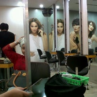 Photo taken at Salon Rudy by Rudy Hadisuwarno by Van D. on 3/4/2013